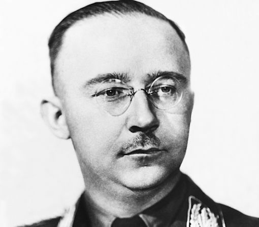 Heinrich Himmler's Lost Diaries Reveal Everyday Horrors of the Holocaust
