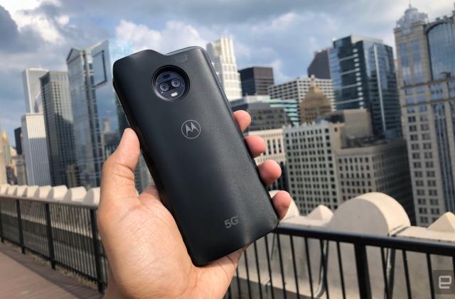 Motorola isn't giving up on its smartphone Mods just yet