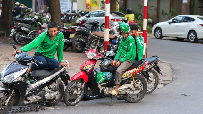 Grab CEO courier stunt is disheartening