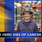 9/11 hero turned NYC firefighter dies of cancer at 45