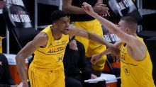 Perfect Giannis powers Team LeBron to All-Star game win as James sits out 2nd half