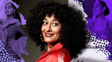 Tracee Ellis Ross: 'I could chronicle my journey of self-acceptance through my journey with my hair'