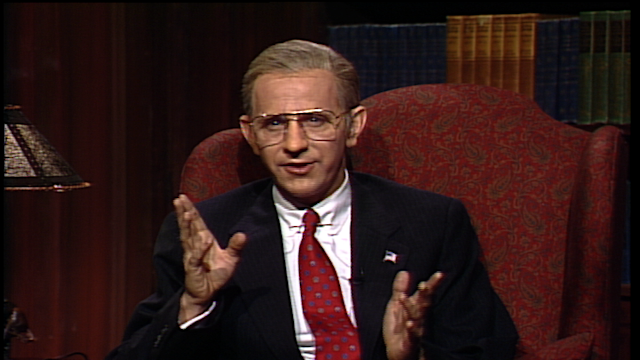 Ross Perot Cold Opening: Fighting the Deficit