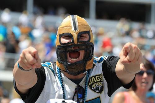 Get excited, Jaguars fans.