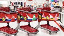 【搞笑】百貨公司購物車 變身馬里奧賽車 終點仲有主題曲聽