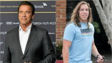 Arnold Schwarzenegger's 18-Year-Old Son Looks Just Like Him