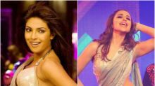 Parineeti pays a tribute to her Mimi didi, dances to 'Desi Girl'; Priyanka gushes over the act!