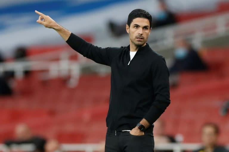 Arteta Has Faith In Arsenal Board Despite Spending Fears
