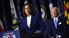 Kamala Harris Makes Emotional Tribute To Her Friend Beau Biden
