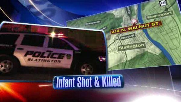 Mother charged in death of Lehigh Co. child shot in crib