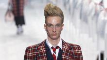 Sind diese Sturmfrisuren von der Pariser Fashion Week der neue Trend?