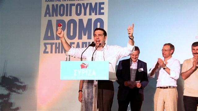Euro fears cloud Greek parliamentary elections