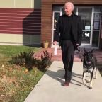 Former Vice President Joe Biden adopts adorable shelter dog
