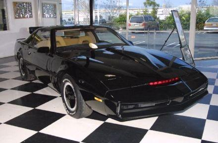 Another K.I.T.T. up for sale: the years have been cruel to Hasselhoff