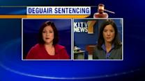 Complicated Deguair sentencing revealed