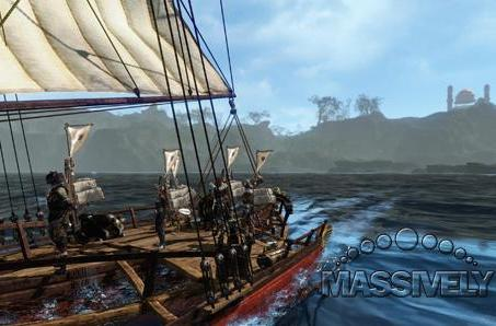 Massively's ArcheAge launch diary: Day four - Trade runs, sea beasts, and pirates