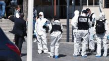 Knifeman kills two in attack on passers-by in France