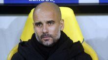 English FA charges Guardiola for political Catalonia ribbon