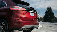 See the 2019 Ford Edge in Photos