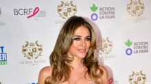 Liz Hurley reveals she is 'grateful' she healed rift with ex Steve Bing before his death