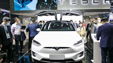 Tesla stock: Shares rise on Morgan Stanley upgrade, citing 'internet of cars' is real opportunity