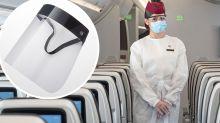 Corona-Sicherheitsvorkehrungen im Flieger kommen nicht bei allen gut an