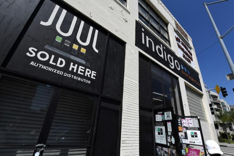 Top US e-cigarette manufacturer Juul is replacing its CEO and suspending all lobying and advertising amid a backlash against its products