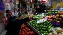 Inflación de México sube menos de lo esperado en primera mitad septiembre