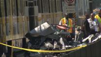 Los Angeles Train Crash Prompts Investigation