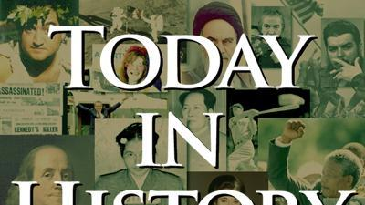 Today in History for January 11th