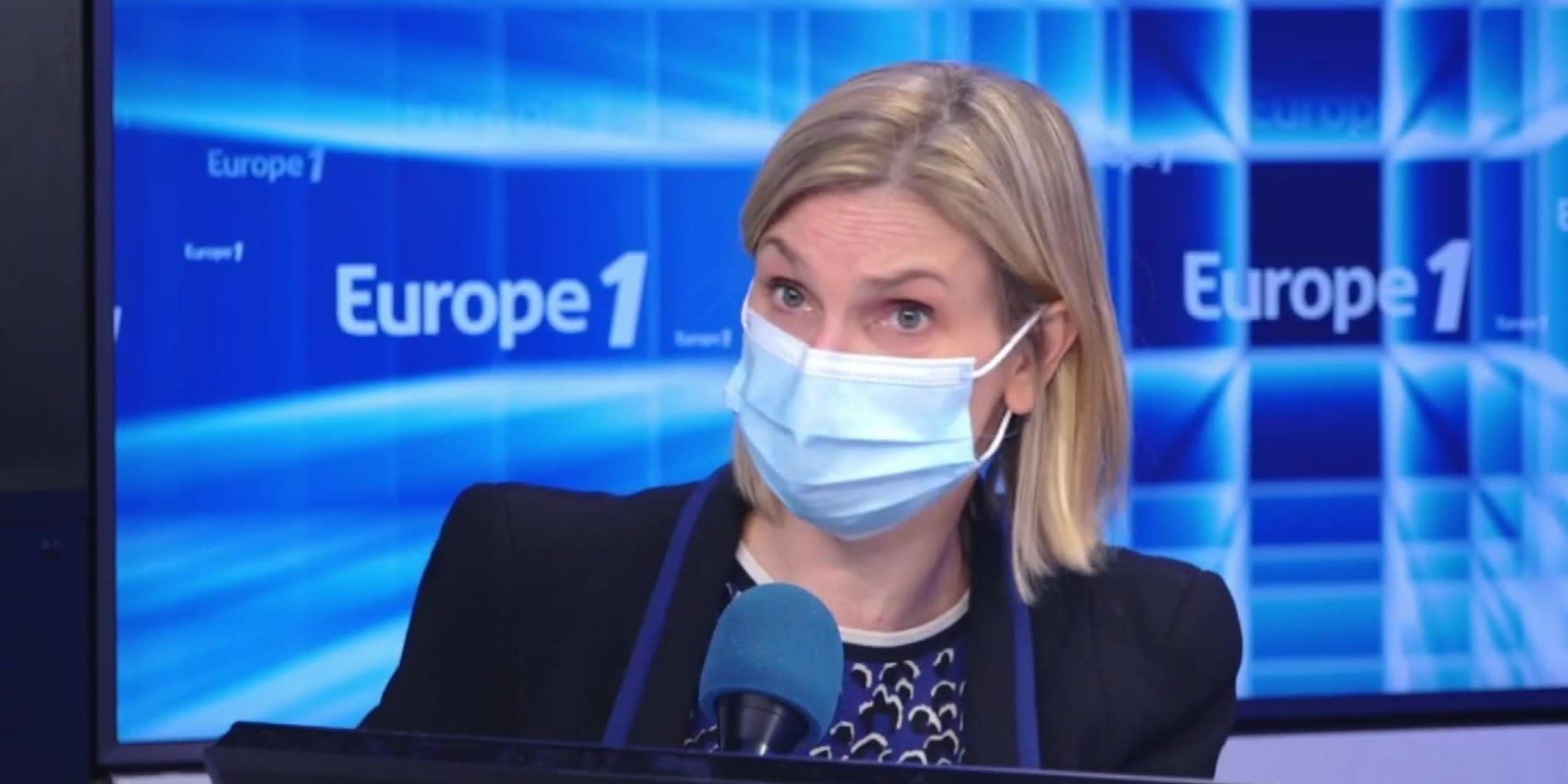 """Vaccins bloqués en Italie : Pannier-Runacher assume """"un moyen de faire pression"""" sur AstraZeneca"""