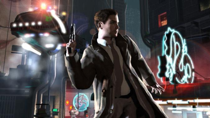 Blade Runner / Rock Paper Shotgun