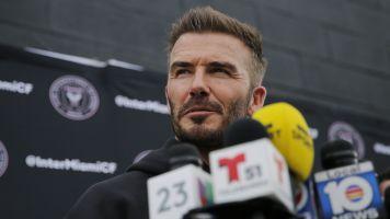 David Beckham brings MLS to Miami