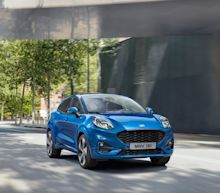 Photos of the Euro-Spec Ford Puma