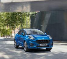 Photos of the Euro-Spec Ford Puma