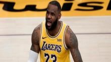 NBA: LeBron James scores 34 as Los Angeles Lakers win eighth straight away game