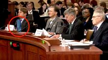 George Kent's Big Water Bottle Was The Real MVP Of The Impeachment Hearings