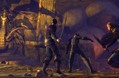 The Elder Scrolls Online pushes players to Upper Craglorn in Update 4
