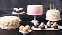 5 Amazingly Simple Cake Decorating Ideas