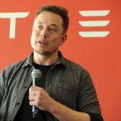 Tesla to unveil new product Tuesday, shares rise