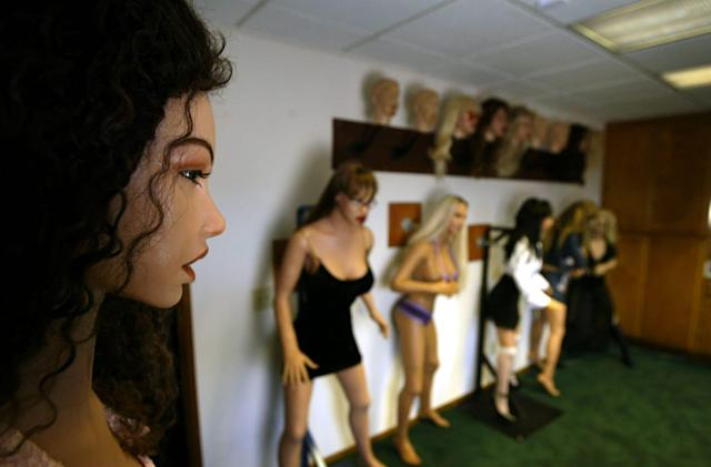 Sex-robot maker says you probably won't own his machines
