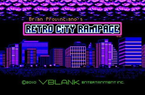 Retro City Rampage jumps to 3DS, mayhem intact