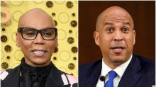 Watch Cory Booker And RuPaul's Sweet Reactions To Learning They're Cousins