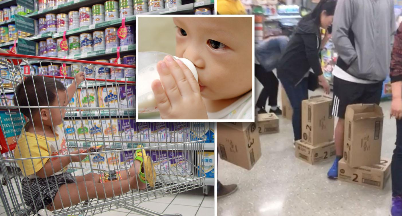 The Australian baby formula frenzy: Is China really bleeding the nation dry?