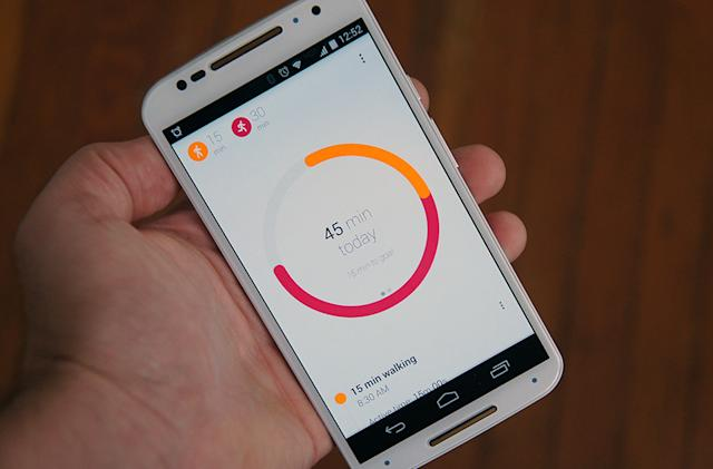 Google Fit for Android is ready to compile all of your fitness stats