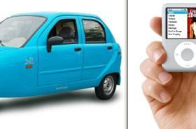 """Zap to unveil """"made for iPod"""" electric cars at Macworld"""