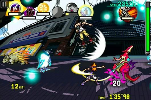 The World Ends with You 'Solo Remix' on iPhone and iPad tomorrow