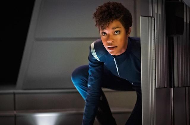 'Star Trek Discovery' failed to do what good sci-fi does