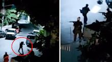 Deadly gun fight as disturbing video of assassination emerges
