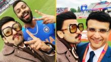 Kapil Dev Or Sharma?  Twitter's Take on Ranveer's World Cup Antics